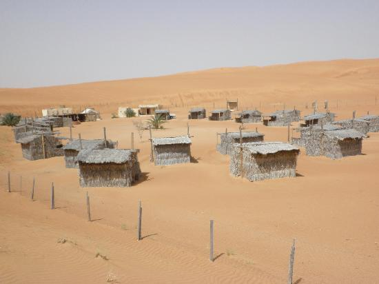 Desert Safaries In Oman One Day  Package