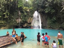 Osmena Peak + Kawasan Falls + Simala Shrine Tour