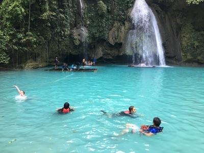 Kawasan Falls + Moalboal Island Hopping Tour