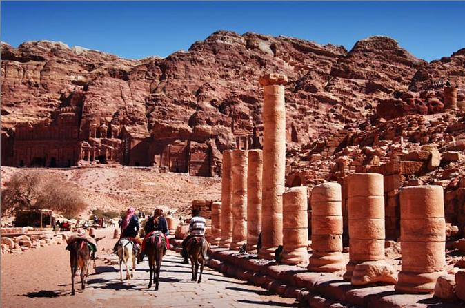 Aqaba - Wadi Rum - Petra Package