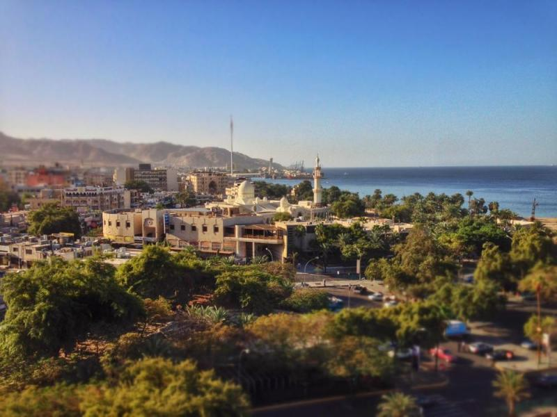 A Week Stay Aqaba Package