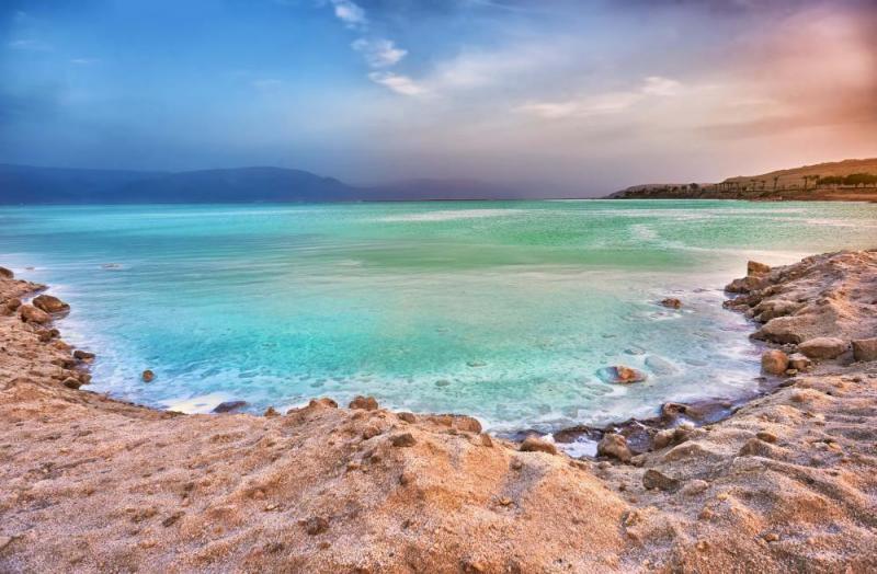Red Sea - Dead Sea Package
