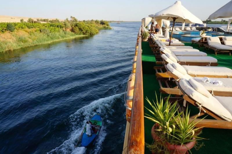 7 Night Luxury Nile Cruise Package