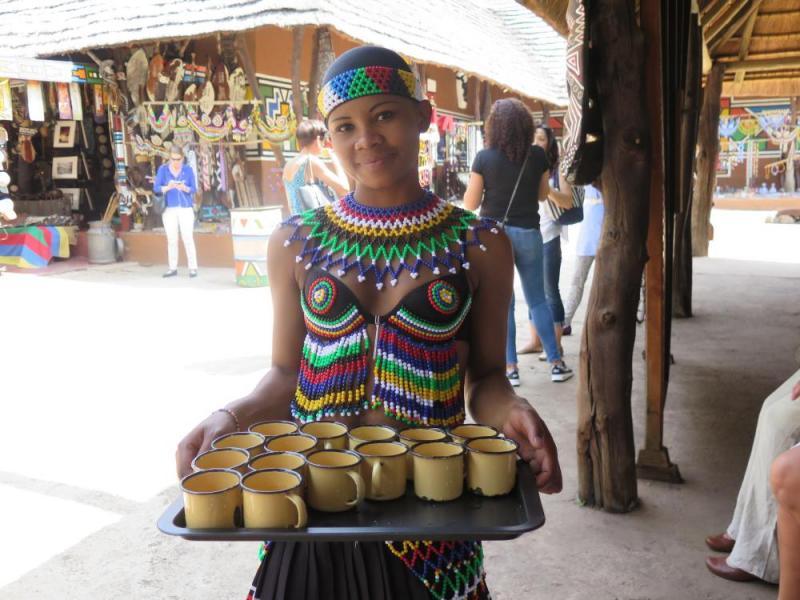 Lesedi Cultural Village Tour Package
