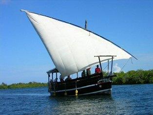 Funzi Island Mombasa Full Day Boat Excursion Package