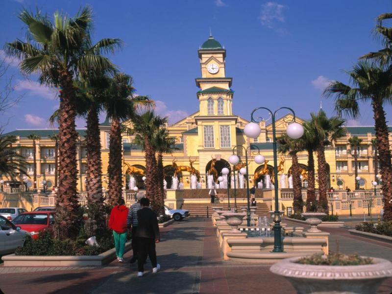 Gold Reef City/Johannesburg City Tour Package