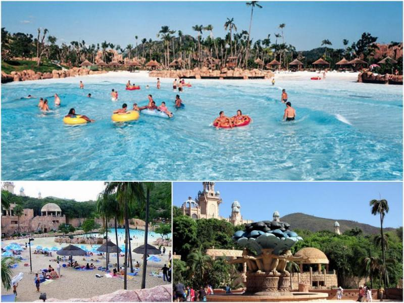 Sun City Resort Package