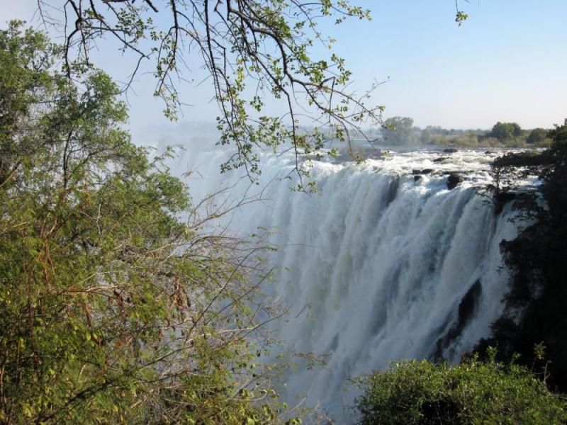 Cape Town To Vic Falls Tour Package