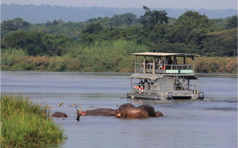 3 Days Murchison Falls Package