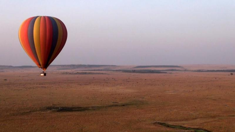 Balloon Safaris In Kenya And Tanzania Package