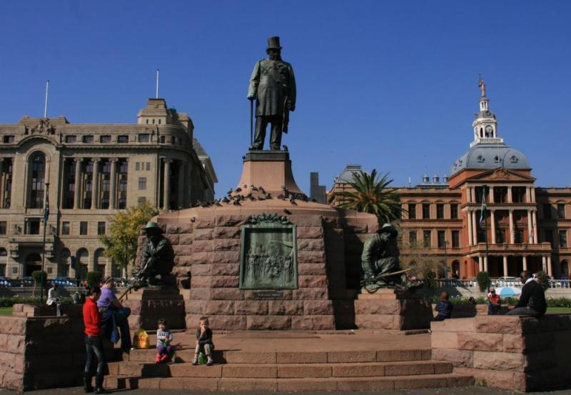 Johannesburg City And Pretoria City Tour Package