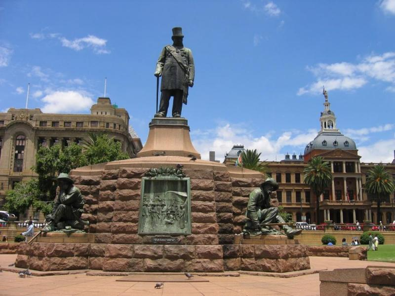 Cullinan Diamond Mine & Pretoria City Tour Package