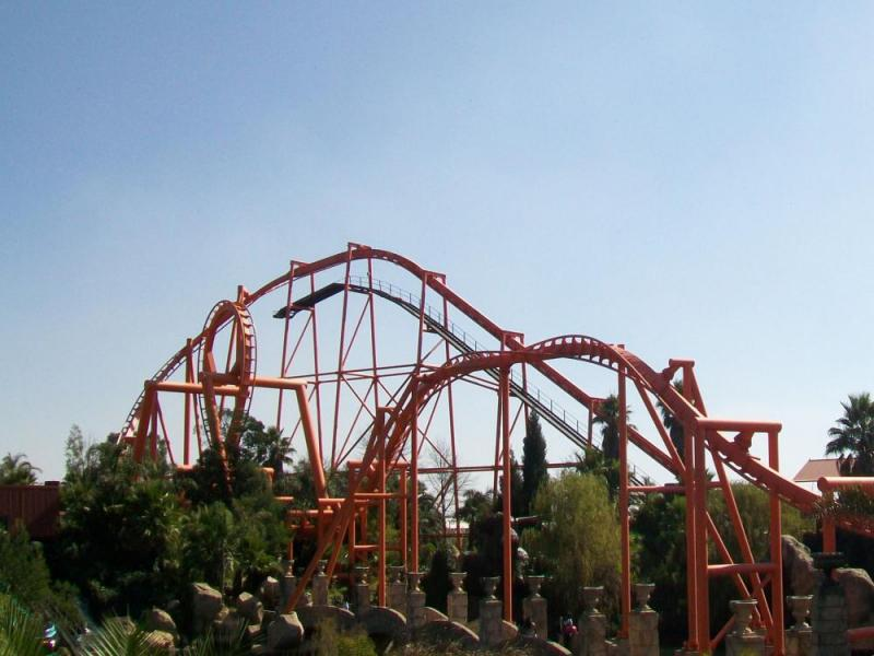 Gold Reef City Package