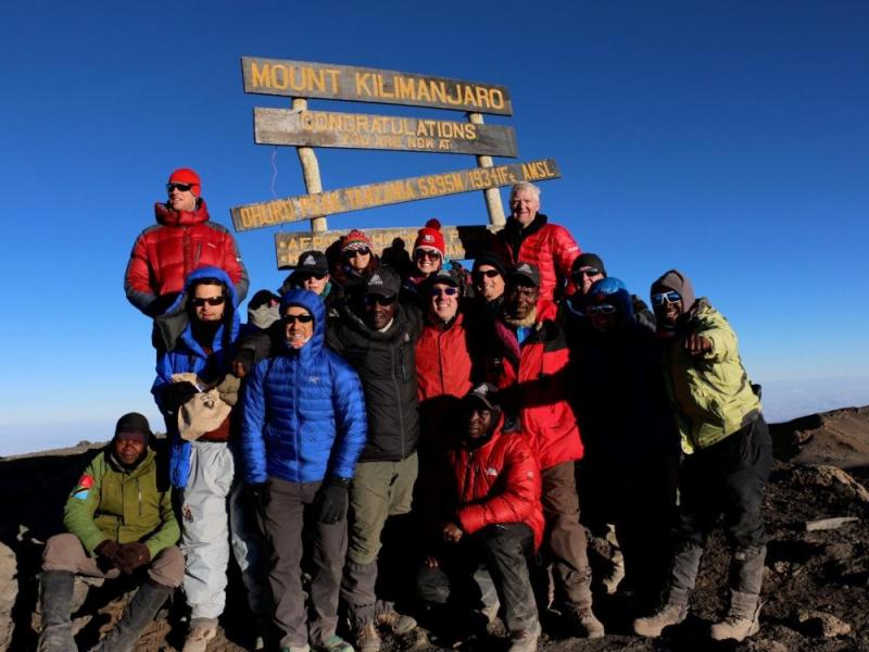 12d Mt Kilimanjaro Climb Machame Route With Zanzibar Package