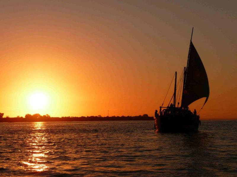 Tamarind Evening Dhow Cruise Package