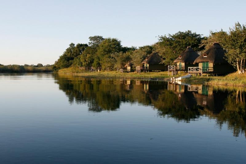 9 Day Pans, Delta, Kwando, And Falls Safari Package