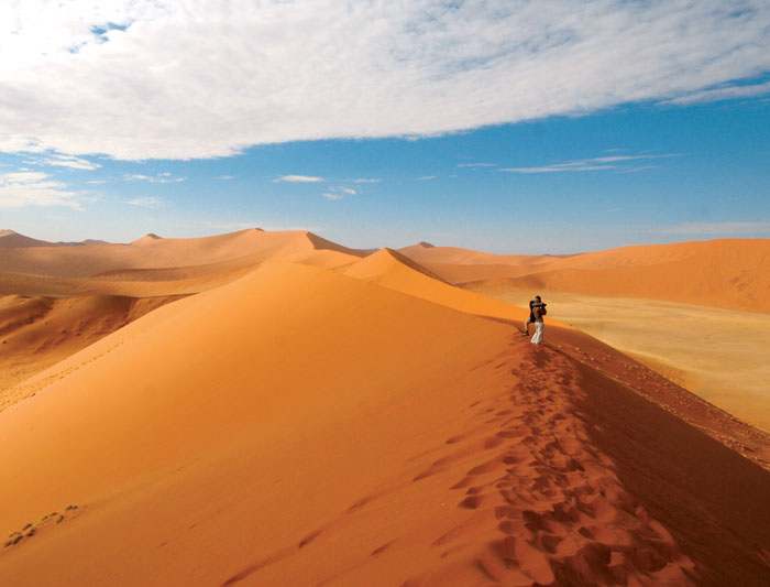 11 Day Desert, Delta, And Falls Adventure Package