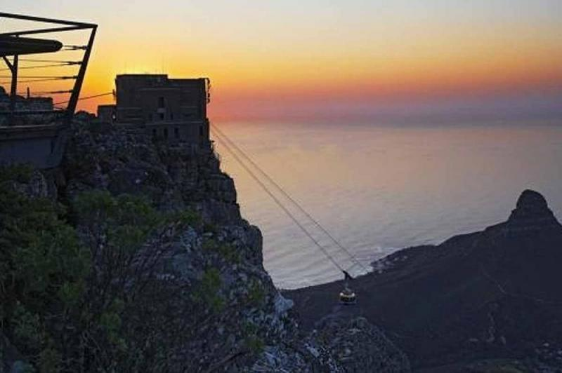 Half Day City And Table Mountain Tour Package
