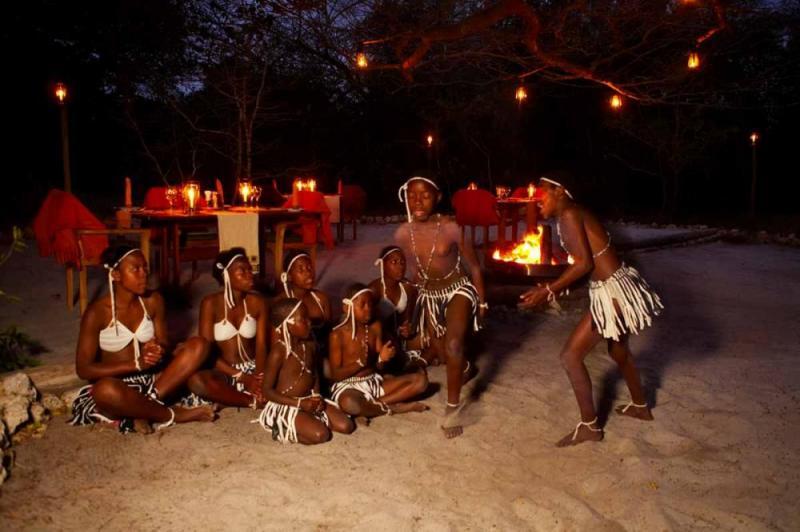 Half Day Lesedi Cultural Village Tour Package