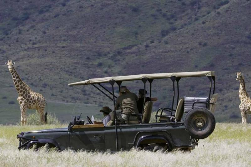 Botswana Rhino Package