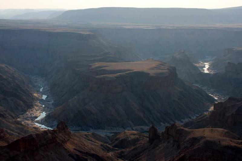 Namibia Safari Rovos Rail Package