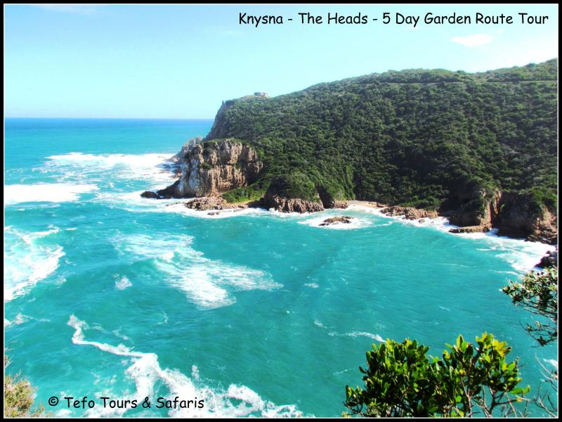 Garden Route Tour Package