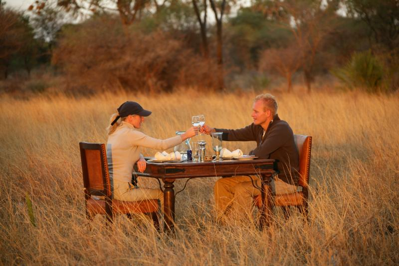 Honeymoon Safari Package