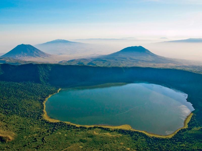 Ngorongoro Highlands Package