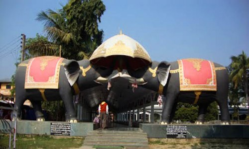 Kaziranga -  Majuli - Jorhat & Dibrugarh Tour