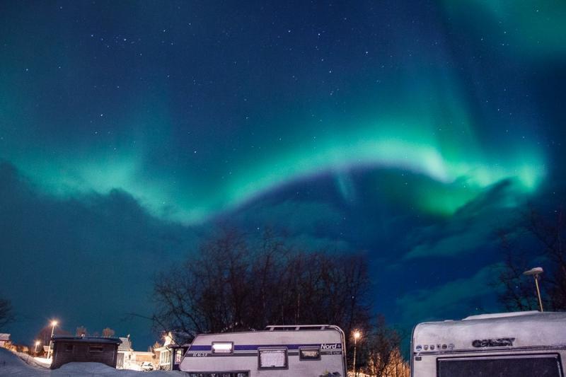 Aurora - 12 Days Lapland Sweden Finland Norway + Abisko Package