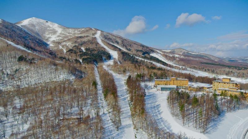Club Med - Sahoro Hokkaido Flight Inclusive Package