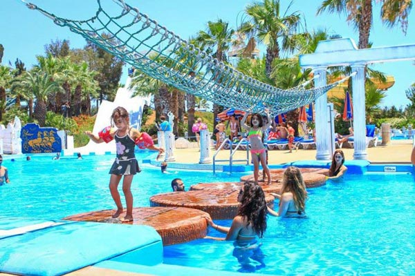 WaterWorld Water Park Package