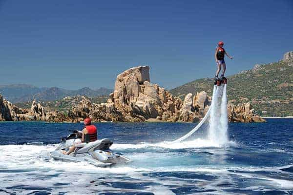 Fly Boarding Package