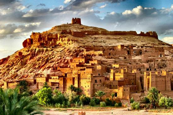 Telouet And Kasbah Ait Benhaddou Day Trips Package