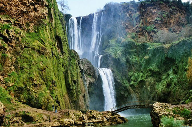 Ouzoud Waterfall Day Trips Package