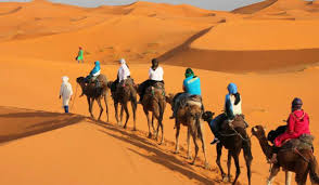 Fes To Marrakech, Camel Ride In Erg Chebbi Private Tour Package