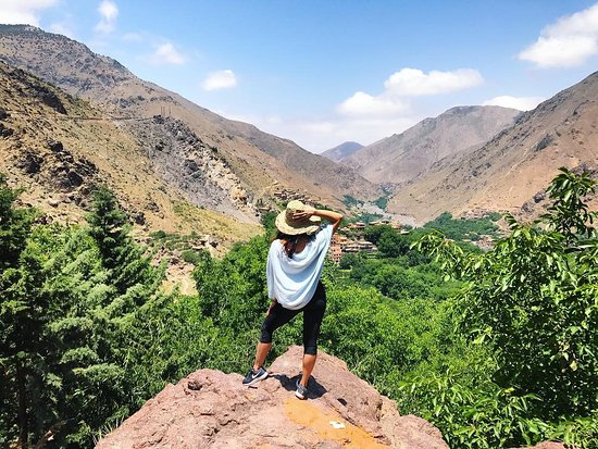Atlantic Coast & Atlas Mountains -6 Days Private Tour Package