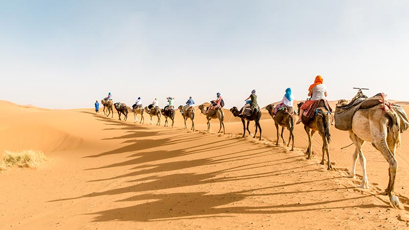 See The Sahara With Our Desert Adventure Long Weekend Trips Package