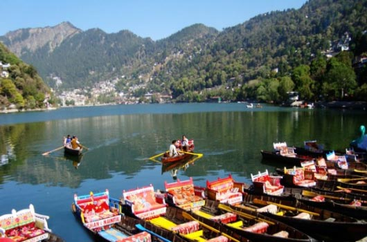 4 Nights 5 Days Accommodation In Nainital Package