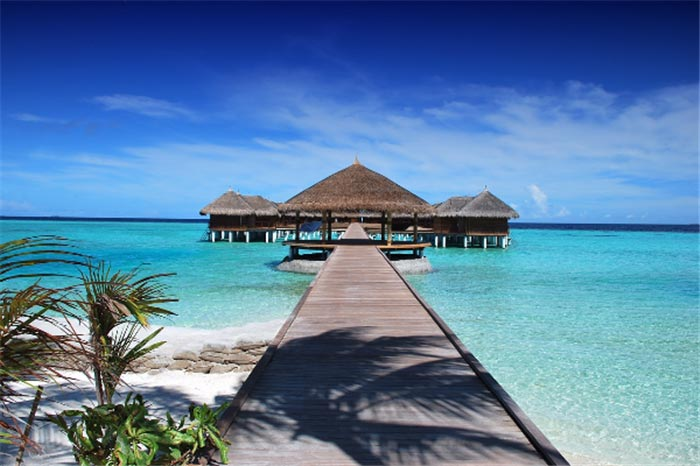 4 Nights 5 Days Accommodation In Maldives Package
