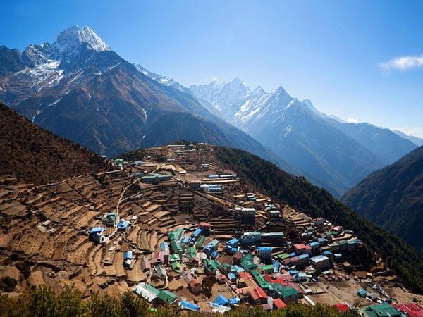 Everest Sherpa Village Trek Package