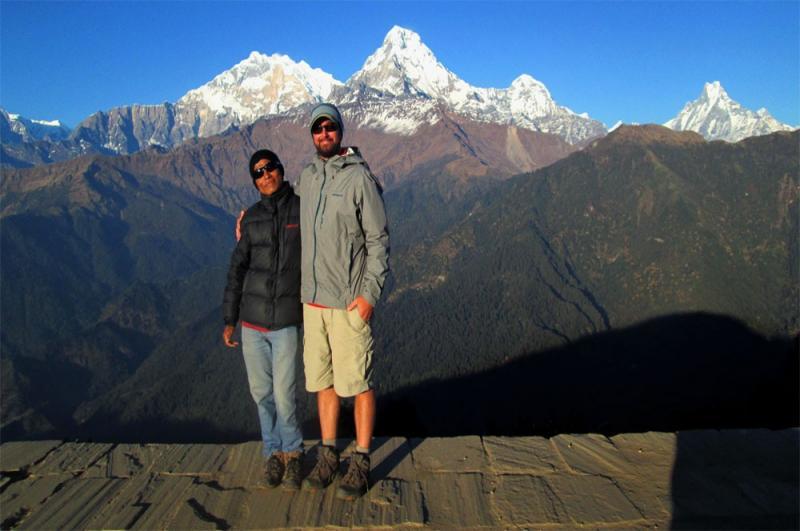 Annapurna Ghorepani Poon Hill Trek Package