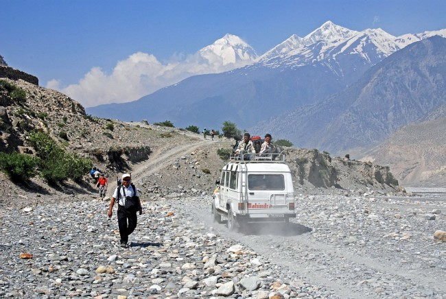 Jomsom And Muktinath Trek Package