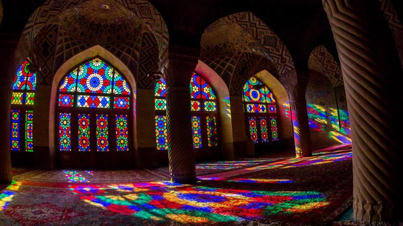 Treasures Of Persia Tour