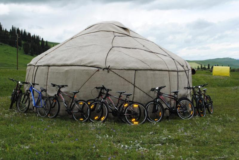 Biking Far From Civilization Package