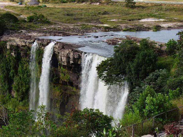Gran Sabana Jeep Tour Package