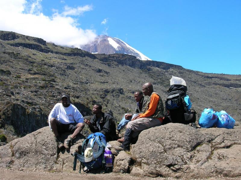 Kilimanjaro Trekking>7 Days Rongai Route