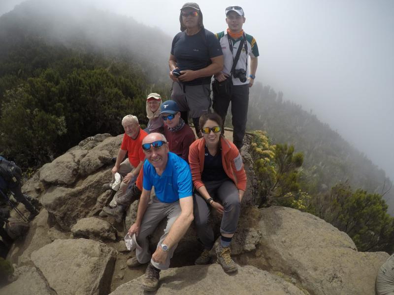 Kilimanjaro Trekking>6 Days Marangu