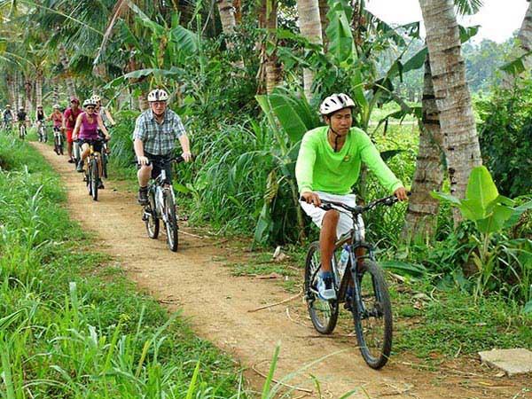 Bali Cycling - Alam Cycling Start Kintamani Finish To Ubud Package