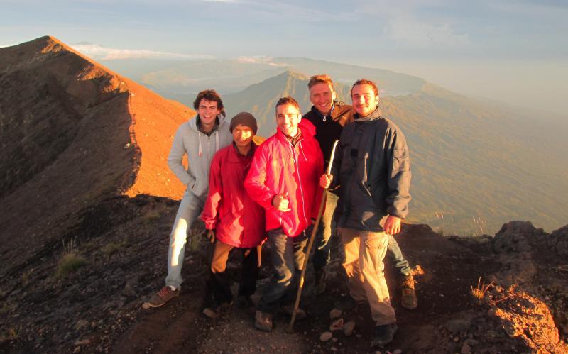 Sunrise Mount Agung Trekking Package